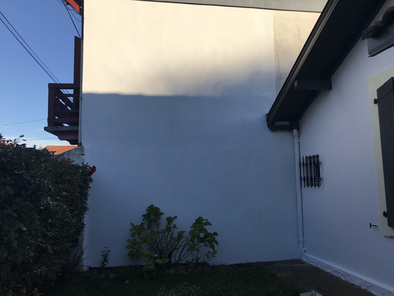 lavage mur